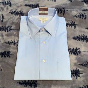 Haggar- Blue Dress Shirt - Men's 15-15.5 - 34/35